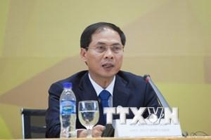 """""""Cần phát huy và tăng thêm hiệu ứng lan tỏa của Năm APEC 2017"""""""