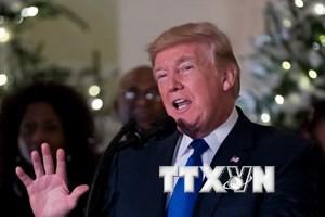 Khảo sát của CNN: Tỷ lệ ủng hộ Tổng thống Donald Trump thấp kỷ lục