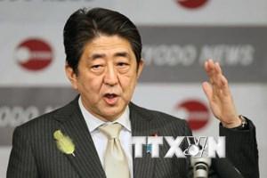 Ông Abe: Nhật Bản sẵn sàng nâng tầm quan hệ với Trung Quốc