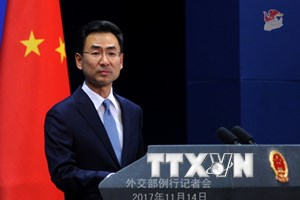 Trung Quốc kêu gọi nắm bắt tín hiệu tích cực trên Bán đảo Triều Tiên