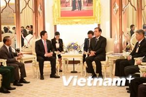 Thái Lan tạo điều kiện cho hàng hóa Việt Nam thâm nhập thị trường