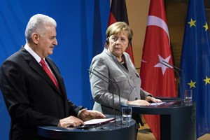 Đức còn nhiều trở ngại trong cải thiện quan hệ với Thổ Nhĩ Kỳ