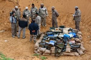 Quân đội Lybia ra thời hạn buộc công dân châu Phi rời khỏi miền Nam