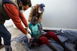 Lực lượng Hải quân Libya giải cứu 252 người di cư ở ngoài khơi