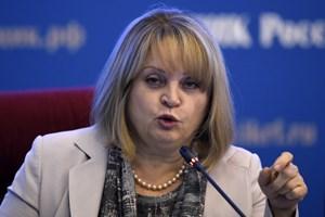 Nga không chấp nhận thông tin nặc danh về gian lận bầu cử