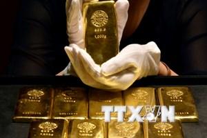 Giá vàng khởi sắc ở châu Á nhưng vẫn ở mức thấp trong hai tuần qua