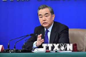 Ngoại trưởng Trung Quốc Vương Nghị sắp thăm Triều Tiên hai ngày
