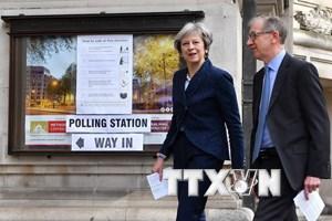 """Anh: Đảng Bảo thủ """"bảo toàn lực lượng"""" sau cuộc bầu cử địa phương"""