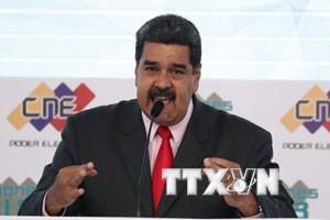 Bộ Ngoại giao Mexico không công nhận kết quả bầu cử Venezuela