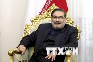 Iran khẳng định chương trình tên lửa chỉ nhằm mục đích răn đe