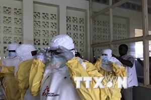 Dịch Ebola tiếp tục lây lan nhanh tại Cộng hòa Dân chủ Congo