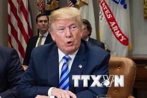 """Tổng thống Mỹ Trump muốn có một """"thỏa thuận thực sự"""" với Iran"""