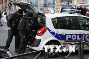 Pháp ngăn chặn kế hoạch tấn công khủng bố, bắt 2 đối tượng tình nghi