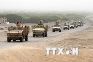 Yemen: UAE cảnh báo phiến quân Houthi phải rút khỏi Hodeida