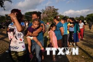 Vấn đề người di cư: Mỹ quyết tâm duy trì chính sách biên giới cứng rắn