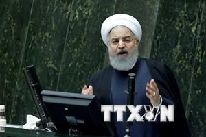 Tổng thống Iran Rouhani khẳng định tôn trọng thỏa thuận hạt nhân