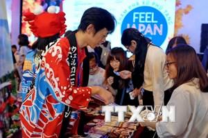 Lễ hội Feel Japan in Vietnam 2018 diễn ra tại Thành phố Hồ Chí Minh