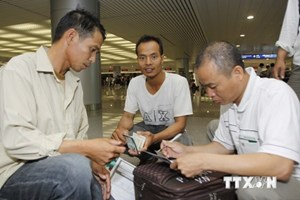 Xuất khẩu lao động lập kỷ lục đưa gần 107.000 người đi nước ngoài
