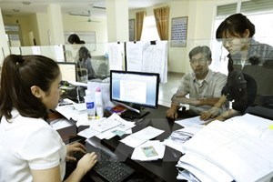 Hoàn thành lưu trữ điện tử 4,5 triệu hồ sơ bảo hiểm xã hội