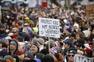 [Photo] Tuần hành lớn nhất nước Mỹ yêu cầu thắt chặt kiểm soát súng