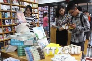 Hơn 300.000 bản sách được bán tại đường sách Thành phố Hồ Chí Minh