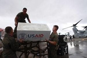 Chỉ trích viện trợ của TQ cho Philippines