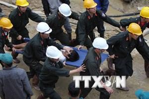 Nhìn lại vụ sập hầm thủy điện ở Lâm Đồng và chiến dịch cứu 12 nạn nhân