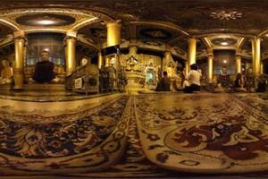 [Hình ảnh 360] Chùa vàng Shwedagon ở thủ đô Yangon của Myanmar