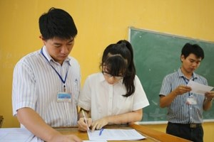 Thủ tục xin phúc khảo bài thi trung học phổ thông quốc gia