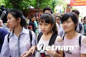 Khoảng 70% thí sinh đạt dưới 4 điểm môn Anh kỳ thi THPT quốc gia