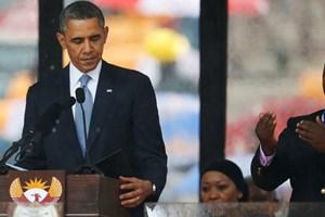 Video phiên dịch giả mạo trong lễ quốc tang Mandela