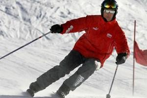 Công bố ảnh hiện trường vụ tai nạn của Schumacher