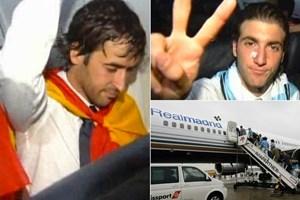 Máy bay Algeria vừa rơi ở Mali từng chở các sao Real Madrid