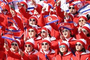 Toàn cảnh sự kiện Triều Tiên dự Olympic PyeongChang 2018