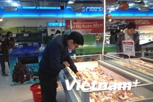 Dưa hấu, hành tím, thịt lợn: Thu mua 5-10 tấn không phải là chiến lược