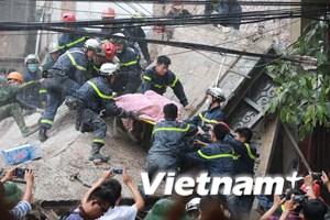 [Video] Hà Nội còn hàng trăm tòa nhà... chờ sập