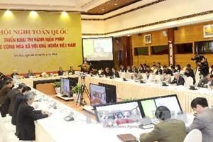 Hòa Bình tổ chức triển khai thi hành Hiến pháp