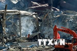 Toàn bộ nạn nhân trong vụ nổ Thiên Tân đã được nhận dạng