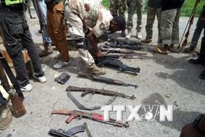 Nigeria phóng thích hơn 100 đối tượng tình nghi thành viên Boko Haram