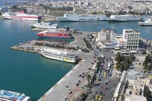 Đình công tại Hy Lạp phản đối tư nhân hóa hai cảng lớn