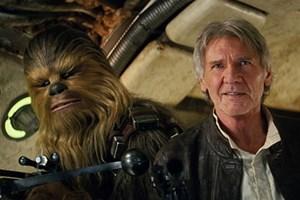 """Harrison Ford nhận thù lao """"siêu khủng"""" khi đóng Star Wars VII"""