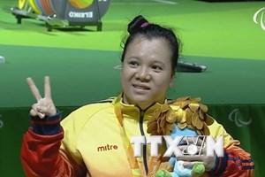 Với kỳ tích tại Rio, Paralympic Việt Nam đã vươn tầm thế giới