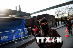 Vụ tấn công hộp đêm ở Thổ Nhĩ Kỳ: Cảnh sát bắt thêm 27 nghi can IS