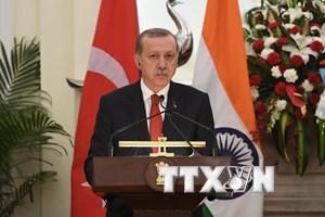 Thổ Nhĩ Kỳ muốn Nga nhanh chóng dỡ bỏ các biện pháp hạn chế thương mại