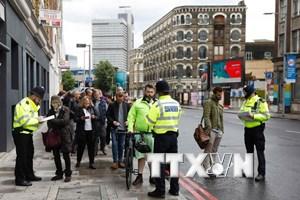 Thêm một nghi can trong vụ khủng bố tại London bị bắt giữ
