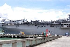 Mỹ: Hải quân hiện diện tại Biển Đông chỉ nhằm đảm bảo an ninh