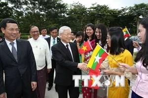 Xung lực mới trong quan hệ giữa Việt Nam với Indonesia và Myanmar
