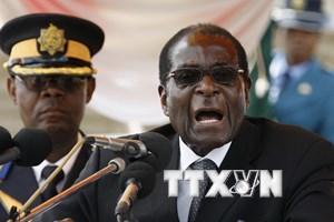 Cựu Tổng thống Zimbabwe có thể nhận 10 triệu USD để từ chức