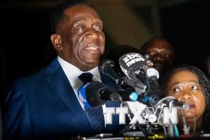 Tân Tổng thống Zimbabwe kêu gọi người dân đoàn kết vực dậy nền kinh tế