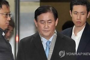 Cơ quan công tố Hàn Quốc xin lệnh bắt cựu Bộ trưởng Tài chính